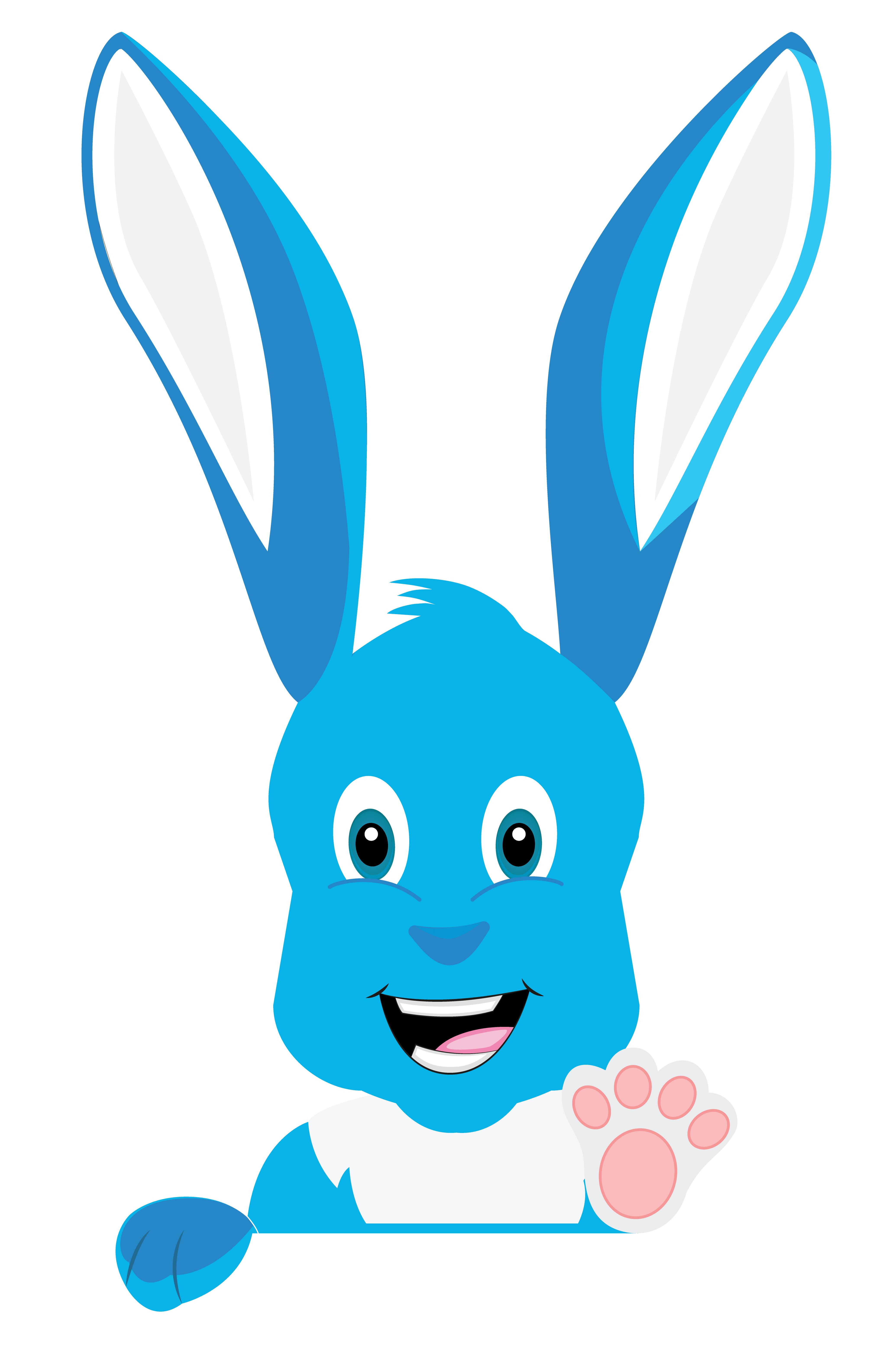 Harehub Mascot Hector